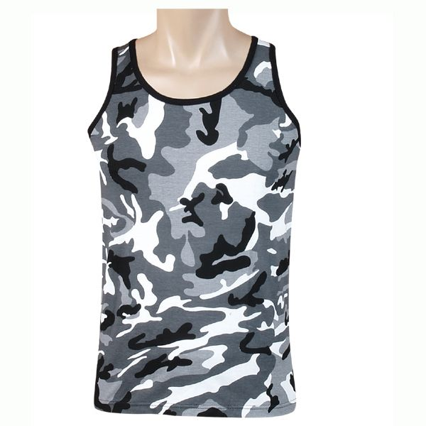 Wifebeater CAMO