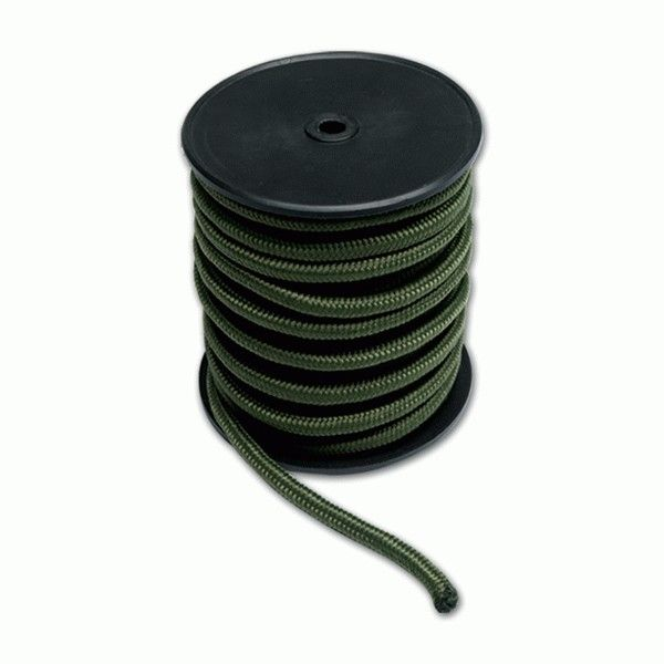 ROLLO CUERDA 5 MM VERDE (70 M)