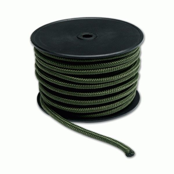 ROLLO CUERDA 9 MM VERDE (30 M)