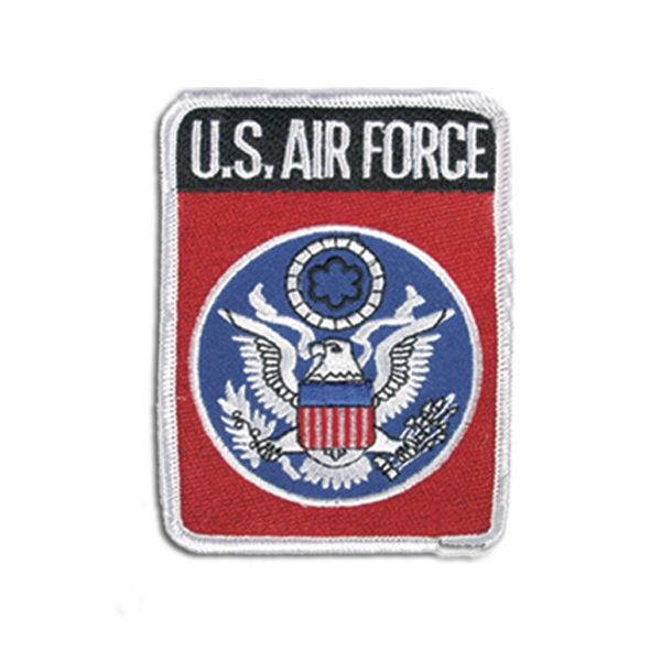 PARCHE TEXTIL U.S. AIR FORCE