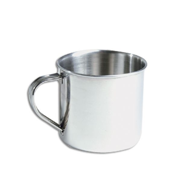 CUP STAINLESS STEEL 500 ml.
