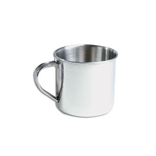 TAZA ACERO INOXIDABLE 300 ml.