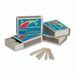MIL-TEC MATCHES WINDPROOF (1 BOX WITH 20