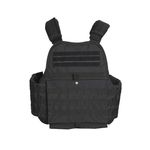 MILTEC TACTICAL VEST BLACK