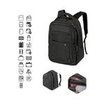 BACKPACK BLACK DUX SWIZA
