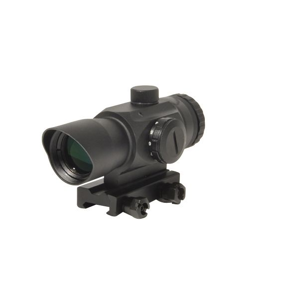 3X32 WITH SWISS ARMS VISOR illuminated reticle