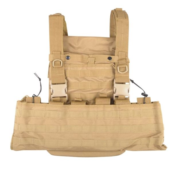 CHALECO TÁCTICO SWISS ARMS MOLLE