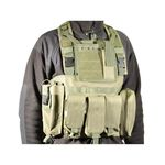 SWISS ARMS TACTICAL VEST CHEST TAN
