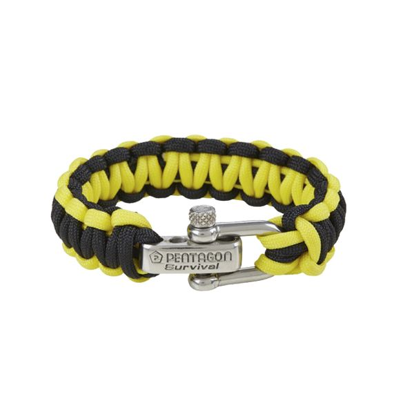 PULSERA SUPERVIVENCIA PENTAGON