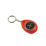 KEY PENTAGON WITH COMPASS