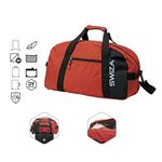 SPORTS BAG RED MARCIUS SWIZA