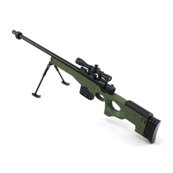 SPRING GREEN RIFLE ARES AW338