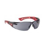 SUNGLASSES BOLLE RUSH + RED AND BLACK