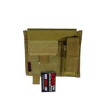 MULTI-PURPOSE POUCH TAN PMC NUPROL