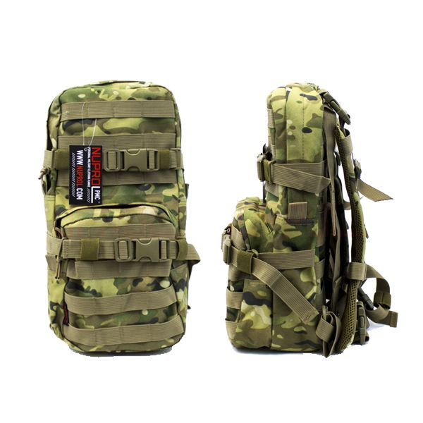 PMC NP CAMO BACKPACK HYDRATION