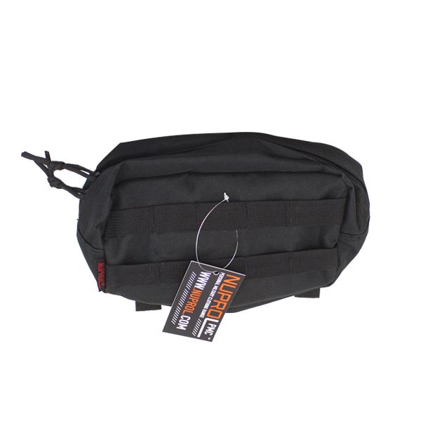 MOLLE MEDICAL POUCH BLACK PMC NUPROL