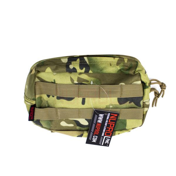 MOLLE MEDICAL POUCH CAMO NP PMC NUPROL