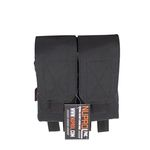 DOUBLE POUCH LOADER C / M4 PMC NUPROL FLAP BLACK