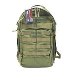 ASSAULT BACKPACK 50L PMC NUPROL. GREEN