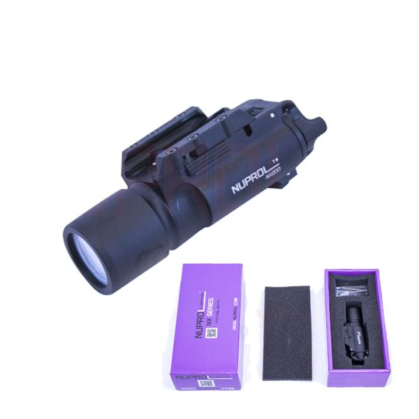 FLASHLIGHT NUPROL NX200