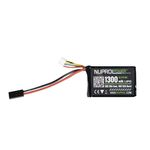 NP BATTERY POWER 11.1V 1300 mAh 20C LIPO MICRO PEQ