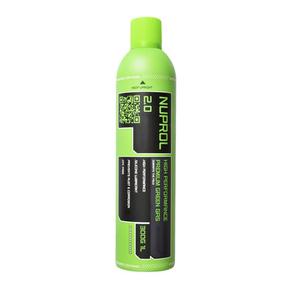 GAS NUPROL 2.0 PREMIUM GREEN 1000ML (300G)