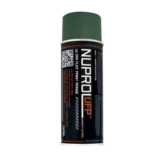 PINTURA SPRAY AIRSOFT VERDE