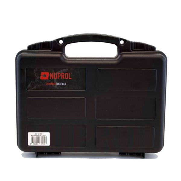 RIGID COVER FOR Handgun NUPROL