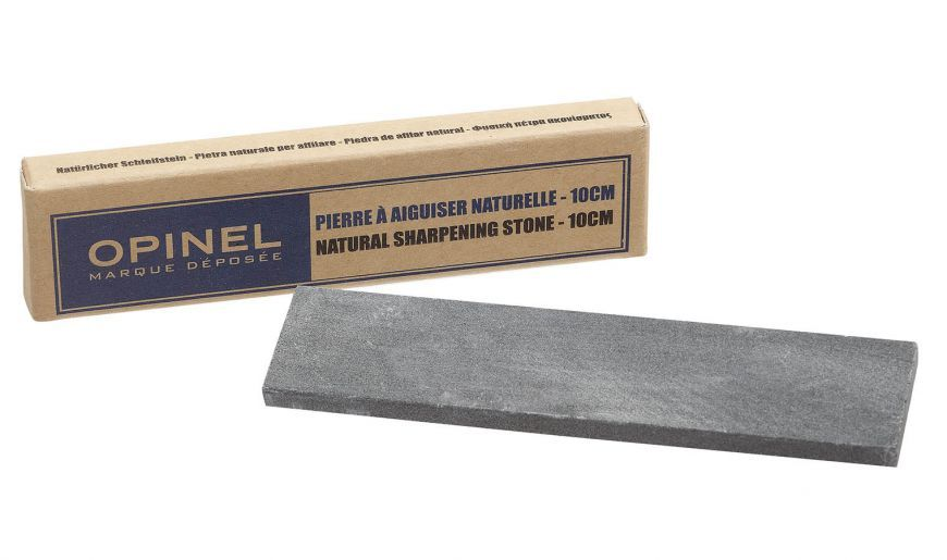 Natural sharpening stone 10cm / box of 10