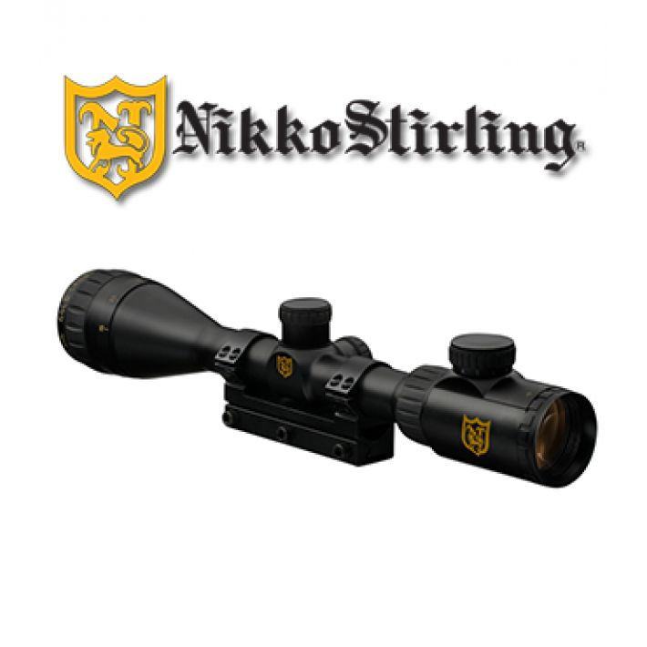 Visor Nikko Stirling Air King 3-9X42 AO IR