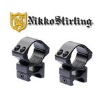 Nikko Stirling Match Weaver Tube Mount 30Mm Medium