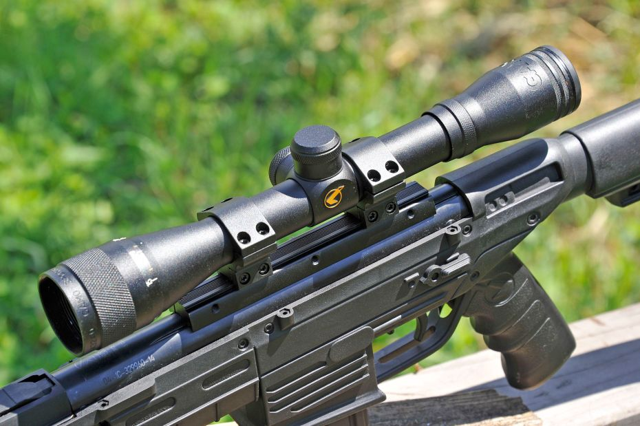 RRR – RECOIL REDUCING RAIL for airguns from Gamo