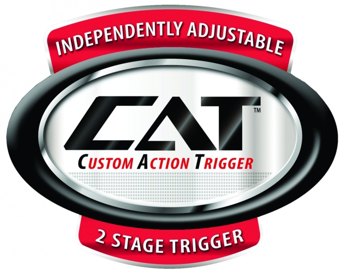 CAT - CUSTOM ACTION TRIGGER Gam technology for airguns