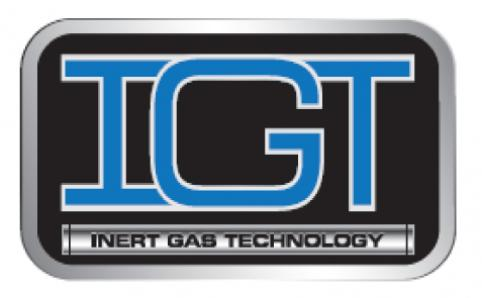 IGT SYSTEM (INERT GAS TECHNOLOGY) for airguns from Gamo