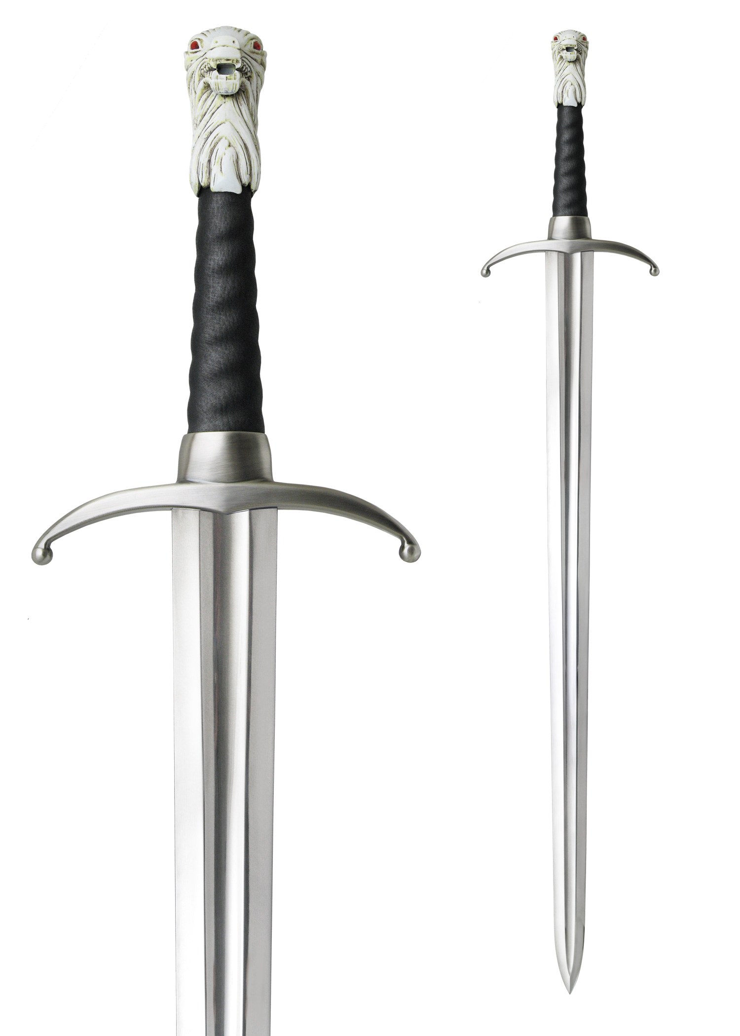 Sword of Jon Snow, claw series Game of Thrones offical replica from Valyrian Steel