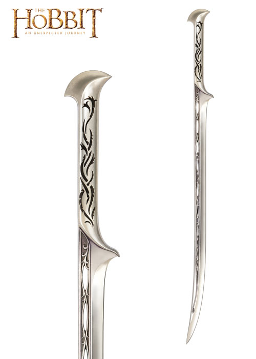 Official Replica Thranduil sword from The Lord of the Rings and The Hobbit UNITED CUTLERY
