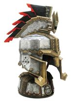 Official Replica Dain Ironfoot Helmet from The Hobbit UNITED CUTLERY