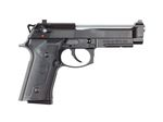 Pistola M9 Negra Full Metal - 6 mm GBB airsoft