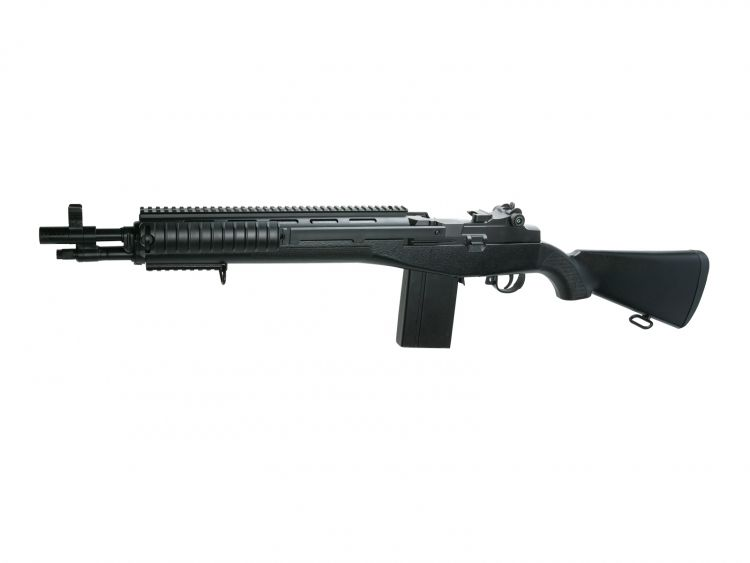 M14 rifle / EBR SOCOM ASG DiscoveryLine - 6 mm Dock airsoft