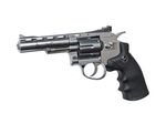 "Revolver Dan Wesson 4 ""Silver duotone - 6 mm Co2 airsoft"
