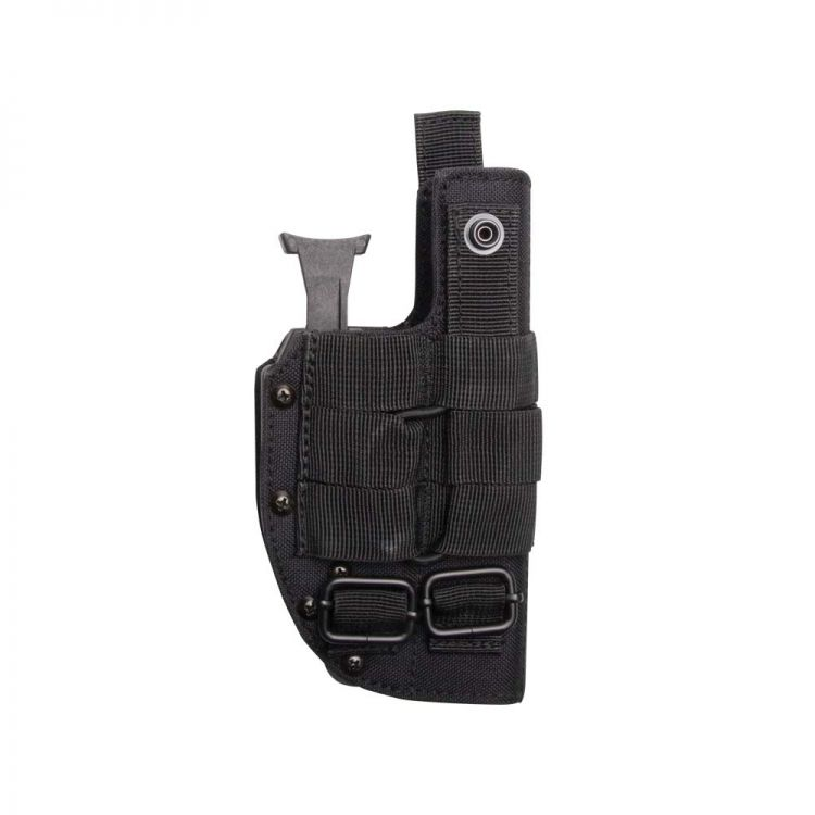 Medium size belt holster with Quick Release