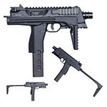 Submachine gun MP9 A3 ProLine Blowback - 6 mm GBB