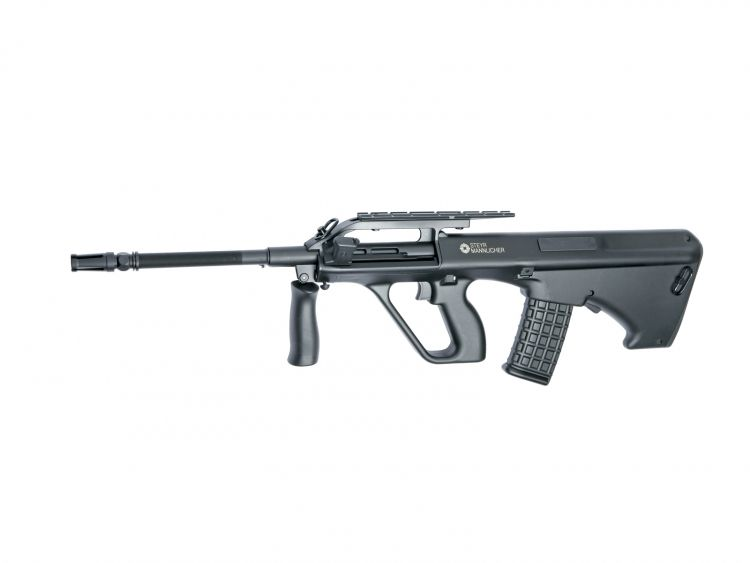 Subfusil Steyr AUG A2 DiscoveryLine v.3 con culata - 6 mm AEG airsoft