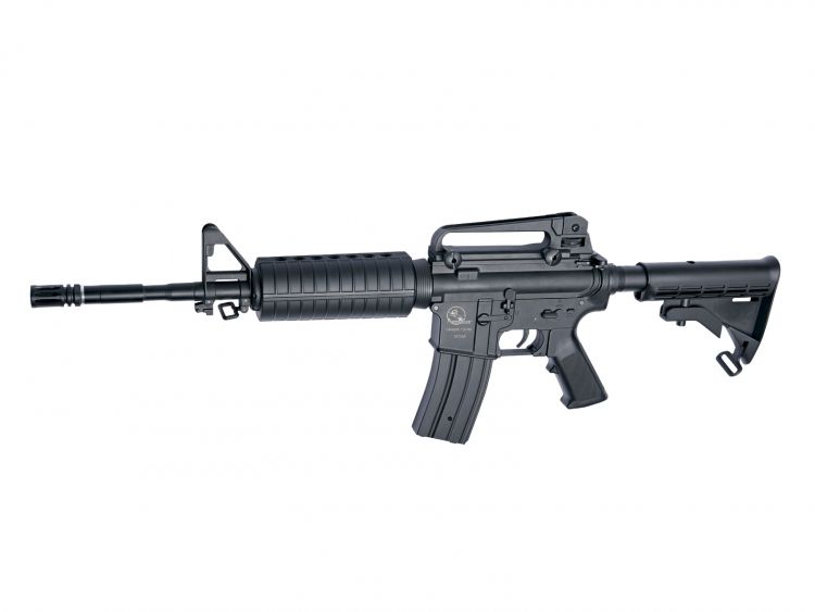 Subfusil Armalite M15A4 Carbine SportLine v.2 - 6 mm AEG airsoft