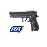 Pistola X9 CLASSIC Blowback - 4,5 mm Co2 Bbs Acero