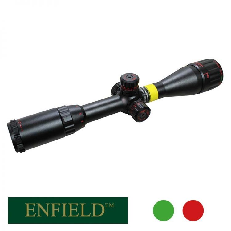 Enfield 3-9X40 AO Illuminated Viewfinder