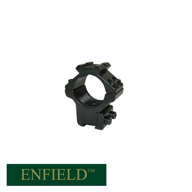 Monturas Doble Enfield Ø25 mm / rail 9 - 11 mm