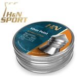 Balines H&N Silver Point - 0,75g lata 500 unid. 4,5mm