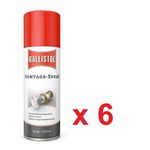 Montagespray 200 ml in box of 6 units.