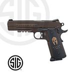 Sig Sauer Spartan CO2 Gun - 4.5 mm Steel BBs